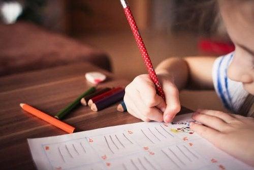 Doman-metodi auttaa lukemisessa
