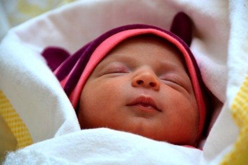 Rutiinit ja vauvojen uni