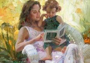 lapsen opettaminen