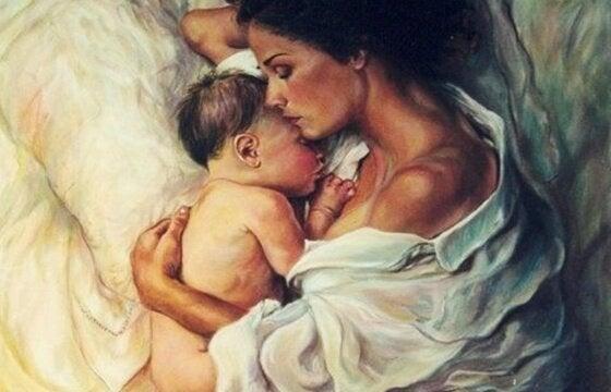 Äitinä on tärkeää elää hetkessä