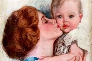 äidin suukot