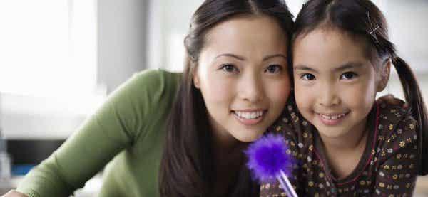 Periikö lapsi älykkyytensä äidiltään?