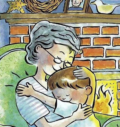 Lapsenlapsi on elämän antama lahja
