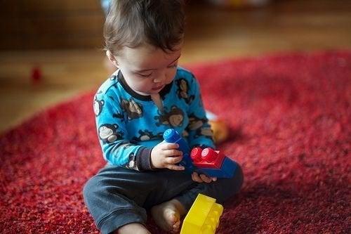 lapsen leikit