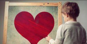 rakkaus lasta kohtaan
