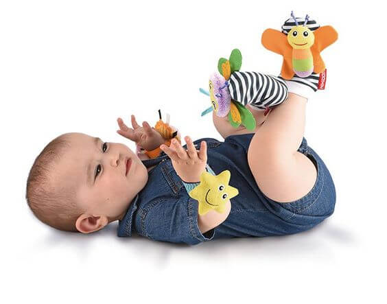 Lapsen leikit eri vaiheissa