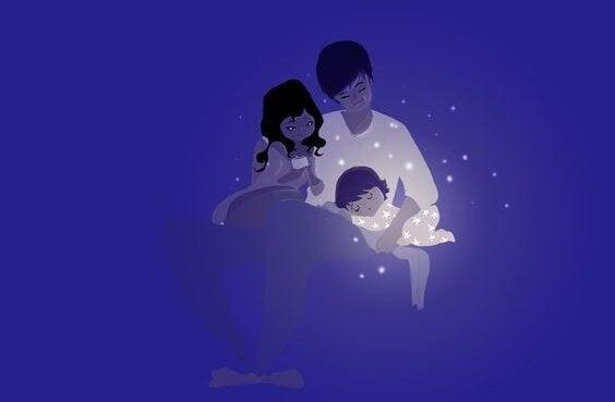 Parisuhde ja vauva