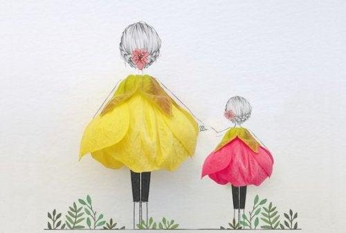 Asiat, jotka kannattaa opettaa tyttärelle