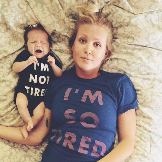 Väsynyt äiti: uupumuksen vaarat