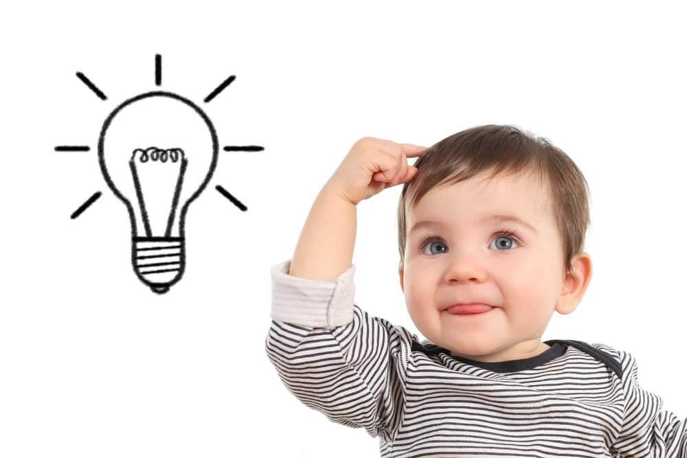 Näin stimuloit vauvasi älykkyyttä ja muistia