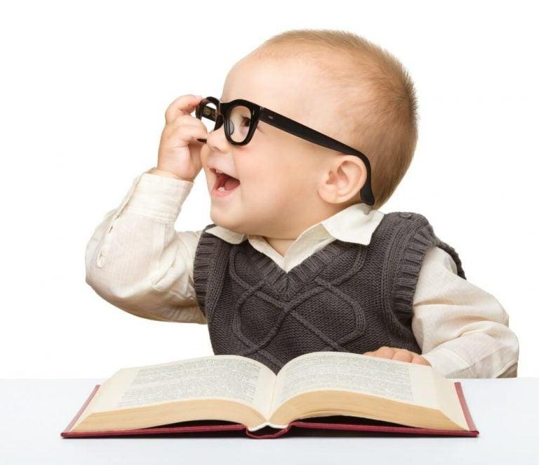 vauvan älykkyys