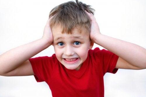 Tärkeintä on lapsen ahdistuksen syyn tunnistaminen ja hoitaminen