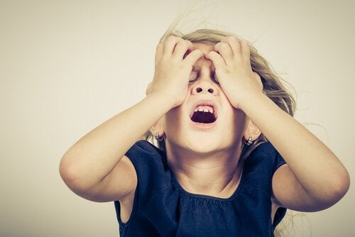 Lapsen ahdistus aiheuttaa monenlaisia oireita