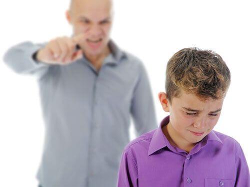 Miksi lapselle huutaminen ei ole OK eikä tehokasta?