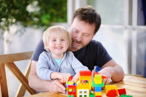 Legojen psykologinen hyöty