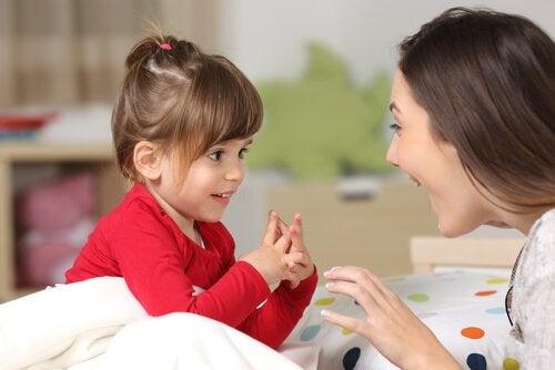 Lapsen kielellinen kehitys 0-6 vuoden iässä