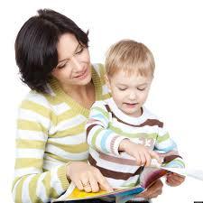 lapselle lukeminen on tärkeää