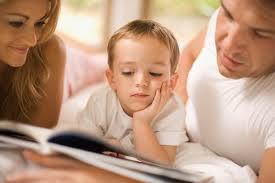 Lapselle lukeminen on tärkeää jo pienestä pitäen
