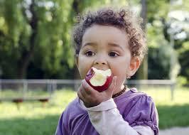 lapsen terveelliset ruokailutavat