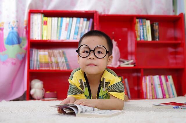 Näin lapsi opetetaan opiskelemaan itsenäisesti