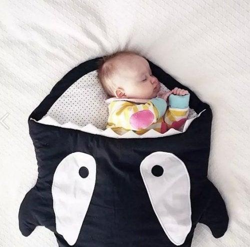 Kokeile erilaisia tapoja lapsen unta varten