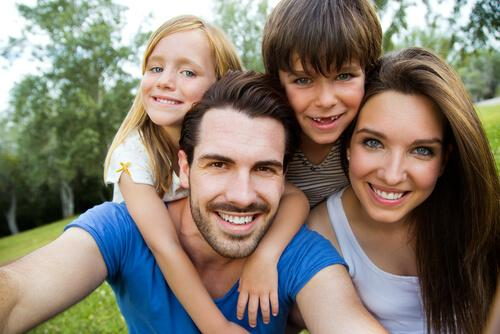 Mistä lastesi hiusten ja silmien väri riippuu?