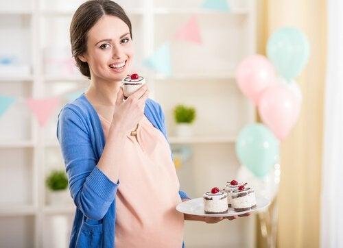 raskausajan ruokavalio