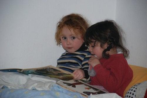 Rutiinit ovat tärkeitä lasten kasvatuksessa