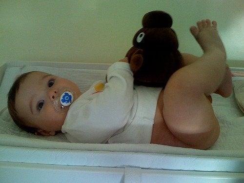 Vauvan laktoosi-intoleranssi