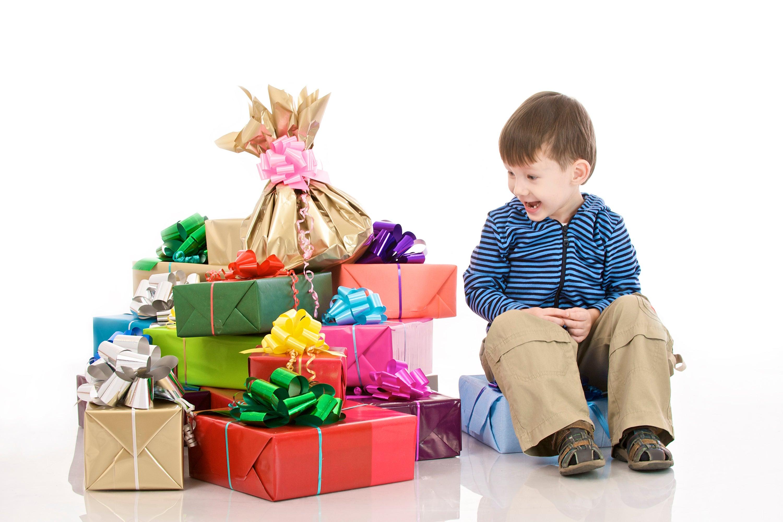 Kun lapsella on liikaa leluja