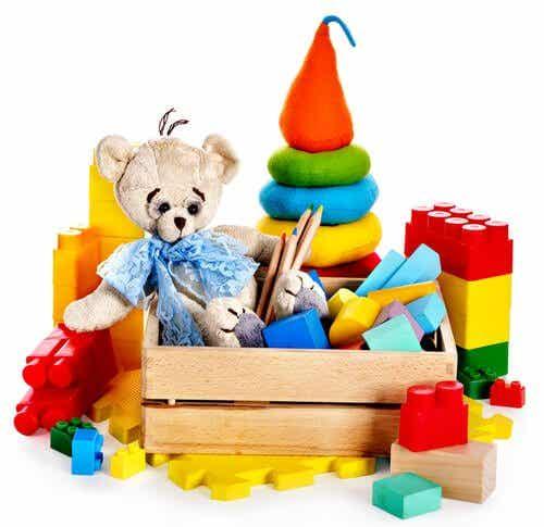 Parhaat lelut lapselle eri ikävaiheissa