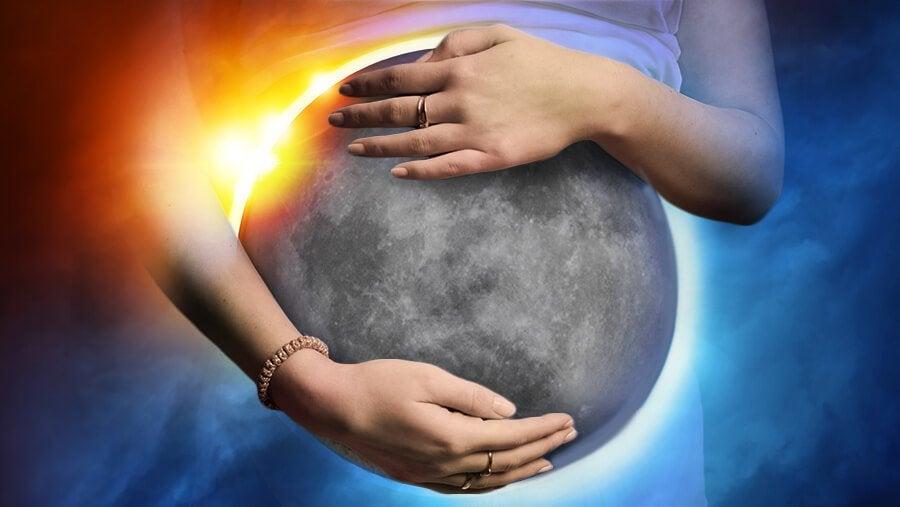 Vaikuttaako kuunpimennys raskauteen?