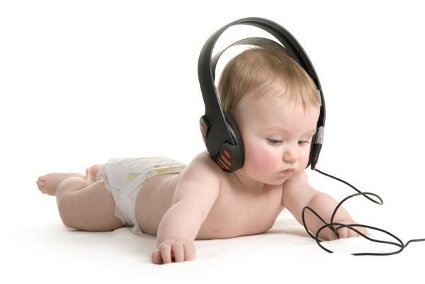 Mozart-vaikutus vauvalla