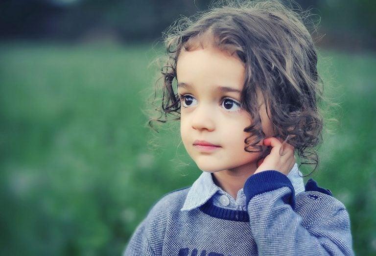 Poikkeuksellisen lahjakkaat lapset: millainen on heidän luonteensa?