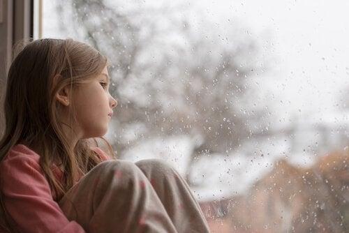 Vanhempien kireys voi aiheuttaa masennusta ja ahdistusta.