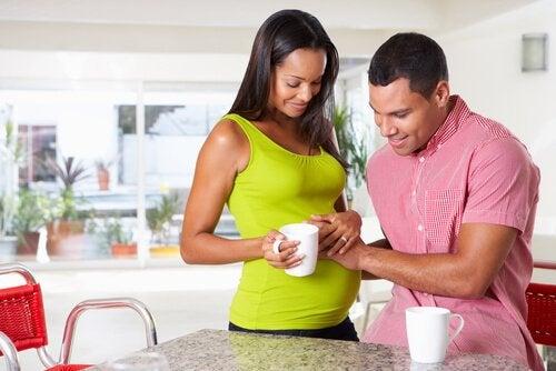 Seksi raskauden aikana
