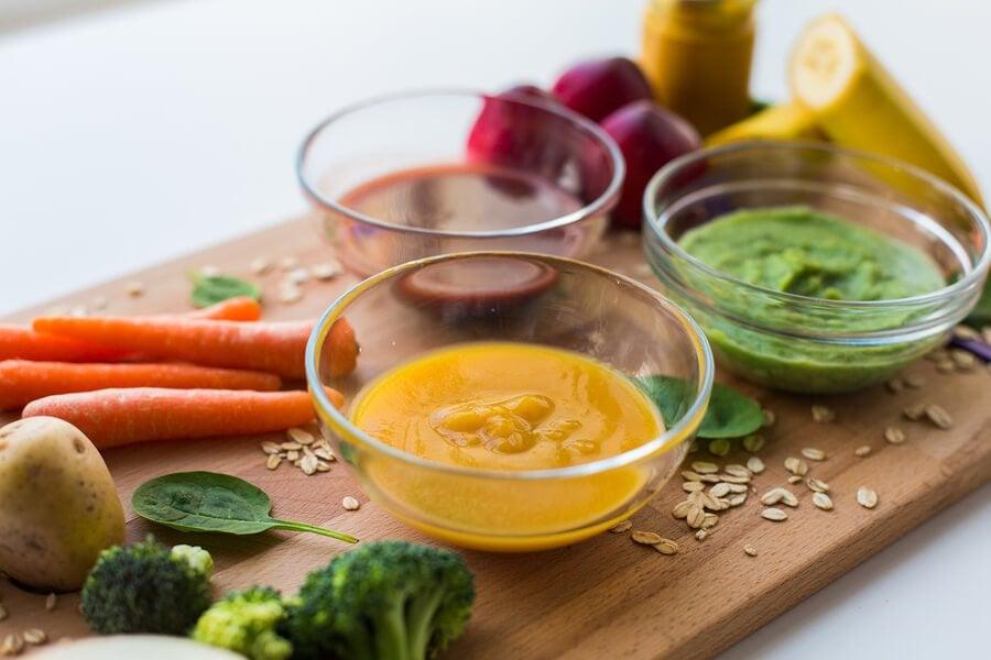 Proteiinipitoiset soseet lapsille: 3 kätevää reseptiä