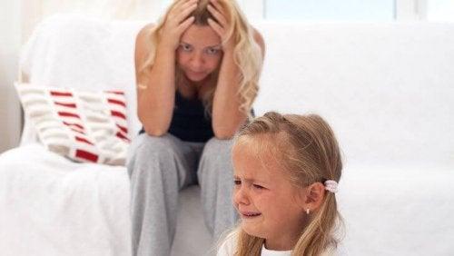 Mikä on lapsen uhmakkuushäiriö?