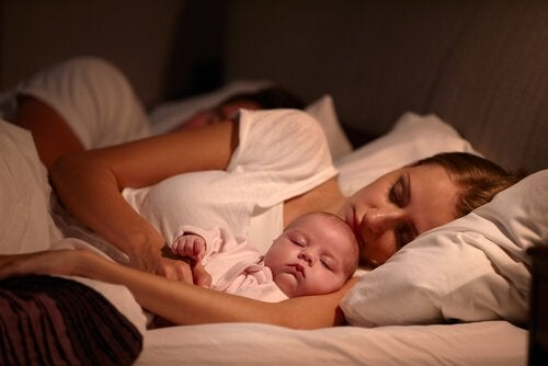 Varmista lapsen unensaanti - 4 toimivaa ideaa
