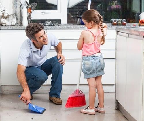 Sopivat kotiaskareet lapselle