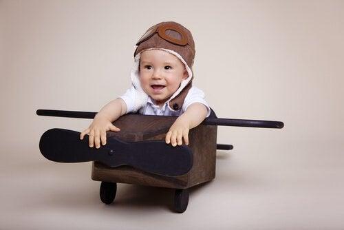 Stimulaation puute voi viivästyttää vauvan kehitystä