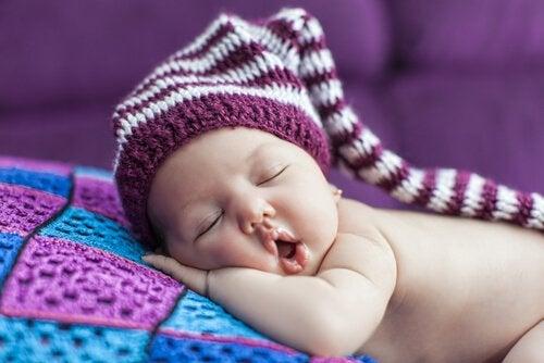 Mikä on oikea lapsen nukkumaanmenoaika?
