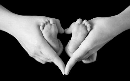 Henkinen tuki raskauden jälkeen