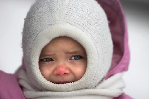 Vauvan flunssa ehkäisy
