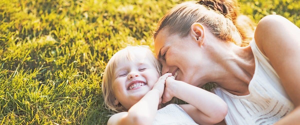 Äitiyteen valmistautuminen tulemalla paremmaksi ihmiseksi