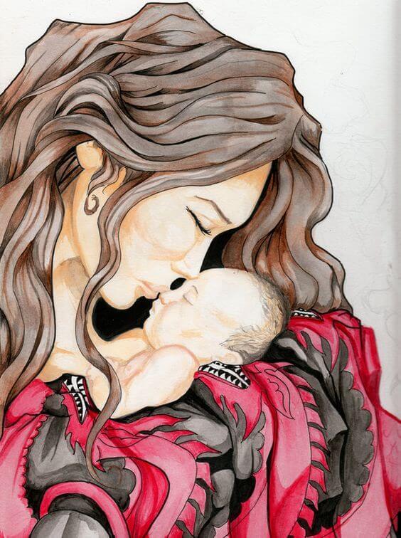 Lapsen saaminen on elämän ihme