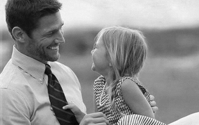 Isän kirje pienelle tyttärelleen