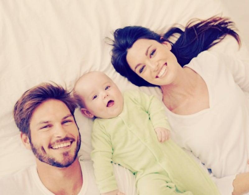 Kiintymys on vauvallesi elintärkeää