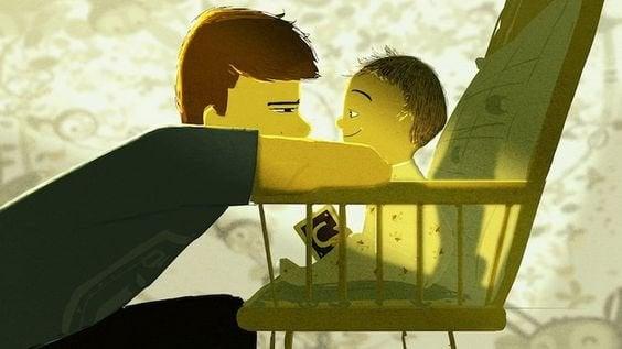 Kiintymysvanhemmuus tarkoittaa lapsen rakastamista kauniisti
