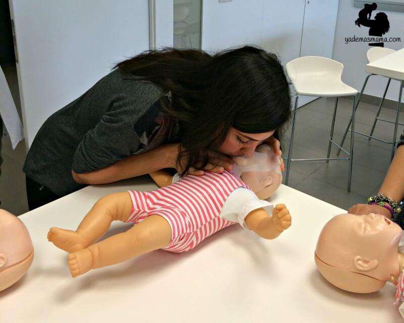Kuinka toimia, jos lapsi lakkaa hengittämästä?